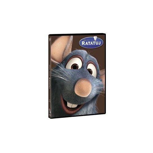 Brad bird Ratatuj [dvd]