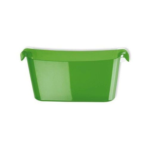 Półka prysznicowa boks zielona marki Koziol