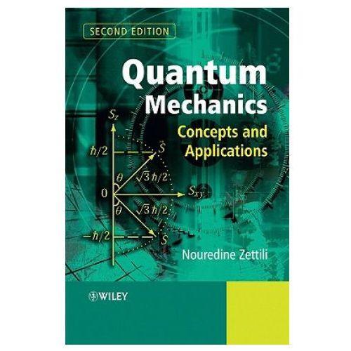 Quantum Mechanics Concepts and Applications 2e
