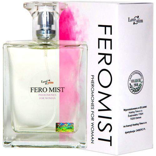 Lovestim Feromist new - damskie perfumy z feromonami (5903268070417)