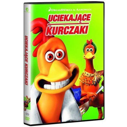 Uciekające kurczaki DVD (Płyta DVD) (5902115605277)
