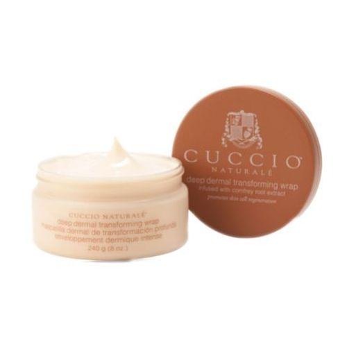 deep dermal transforming wrap maska regenerująca z żywokostu (240 ml) marki Cuccio