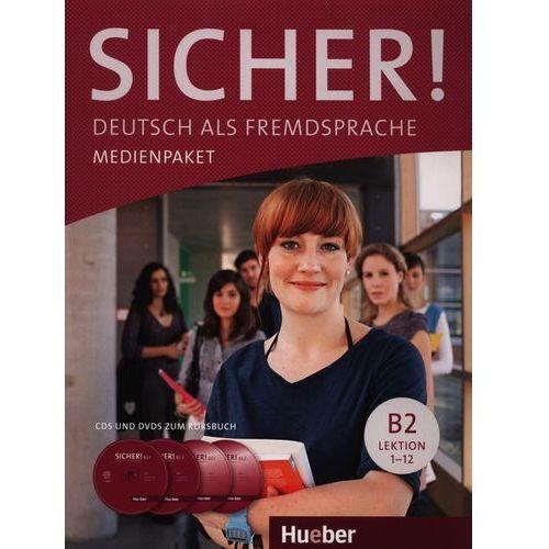2 Audio-CDs und DVD zum Kursbuch, Lektion 1-12, L