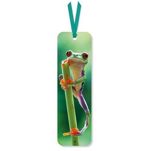 Zakładka do książki Red Eyed Frog (opakowanie 2 sztuki). Darmowy odbiór w niemal 100 księgarniach!