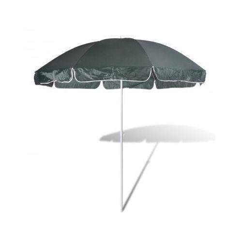 Parasol plażowy, zielony., vidaXL z VidaXL