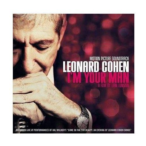 Universal music Leonard cohen: i'm your man (0602517024083)