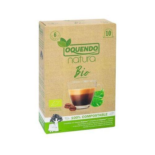 Oquendo bio 100% arabica nespresso 10 kapsułek (8412956013140)