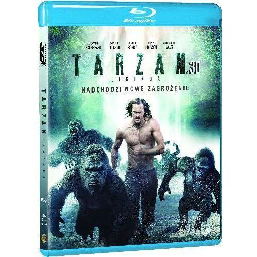 Tarzan: legenda 3d (blu-ray) - david yates marki Galapagos