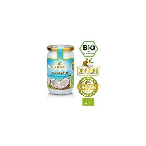 Olej kokosowy tłoczony na zimno BIO 1000ml - Dr Goerg (Oleje, oliwy i octy)