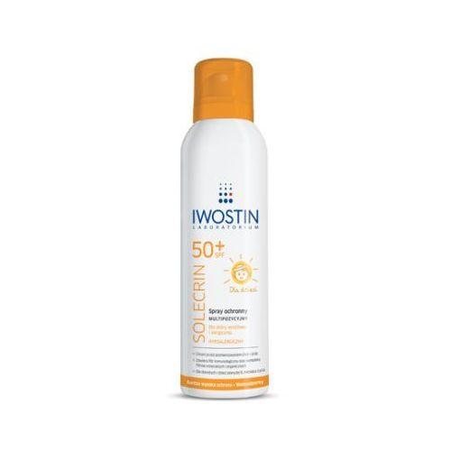 IWOSTIN Solecrin Spray ochronny multipozycyjny SPF50+ 150ml