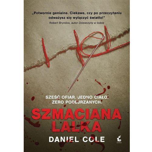 Szmaciana lalka - Daniel Cole (9788381107099)