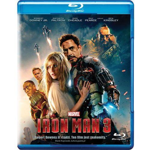 Iron man 3 (blu-ray) - shane black darmowa dostawa kiosk ruchu marki Galapagos