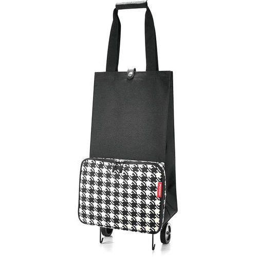 Wózek na zakupy Reisenthel Foldabletrolley Fifties Black