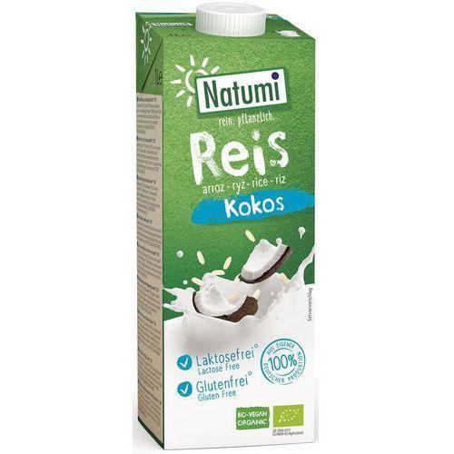 Natumi Napój ryżowo-kokosowy bio 1 l - (4038375025300)