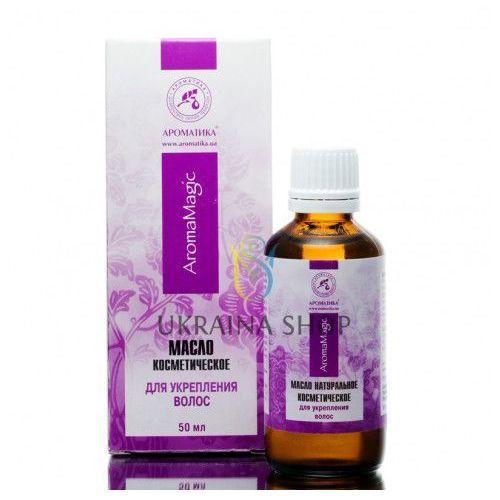 Olejek Kosmetyczny do Wzmocnienia Włosów, 100% Naturalny/ Aromatika 100 ml