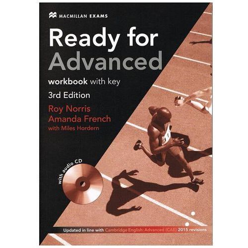 Ready for Advanced. Ćwiczenia z Kluczem + CD (150 str.)