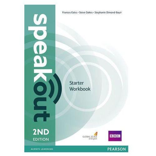 Speakout 2ed Edition Starter. Ćwiczenia bez Klucza