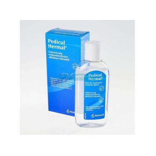 PEDICUL HERMAL Płyn d/zwal.wszawicy głowy - - 100 ml, postać leku: płyn
