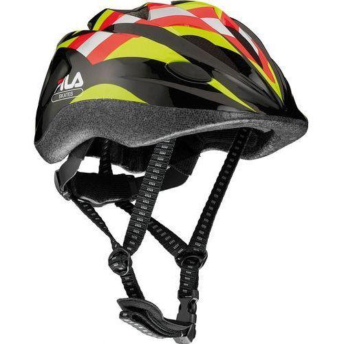 FILA juniorski kask in-line Junior Boy Helmet XS (48-52 cm) (akcesoria sportowe dla dzieci) od Mall.pl