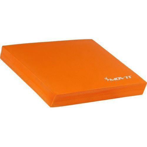 Movit ® Pomarańczowa mata platforma podkładka do ćwiczeń równoważnych - pomarańczowy