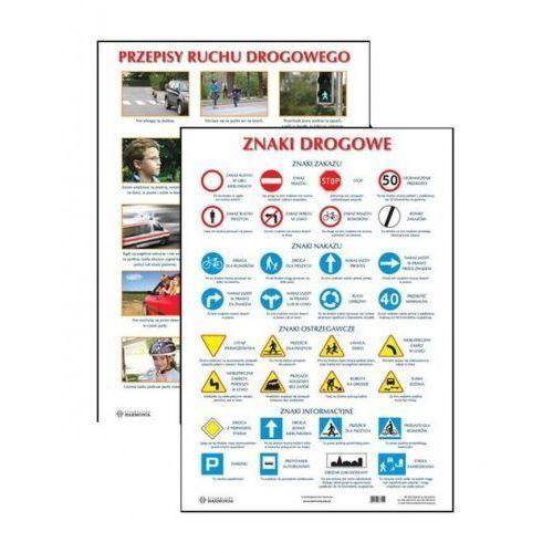 Plansza Znaki drogowe / Przepisy ruchu drogowego