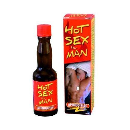 Ruf Hot sex man krople miłości dla mężczyzn 20 ml 010815