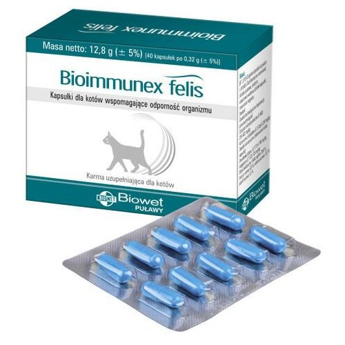 Bioimmunex Felis a 40 kapsułek
