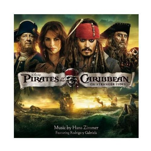 Pirates Of The Caribbean 4, U0979252
