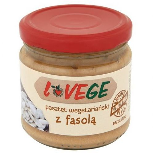 Sante Pasztet wegetariański z fasolą lovege 180g (5900617029072)