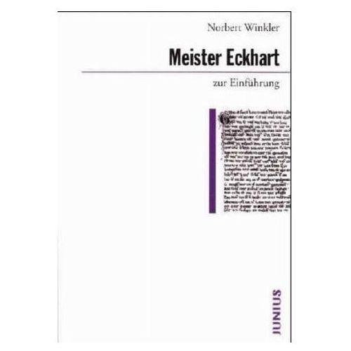 Meister Eckhart zur Einführung (9783885069447)