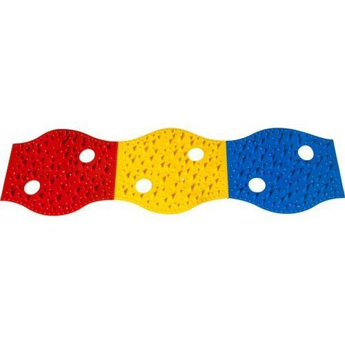 Mata jeżyk - masaż stóp, pleców - płaskostopie marki Med patent