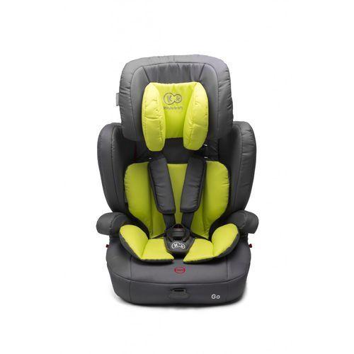Kinderkraft Fotelik samochodowy go zielony (9 - 36 kg) + darmowy transport!