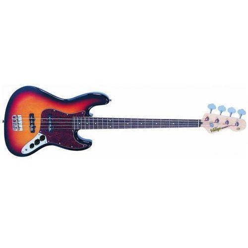 Vintage VJ74SSB, gitara basowa