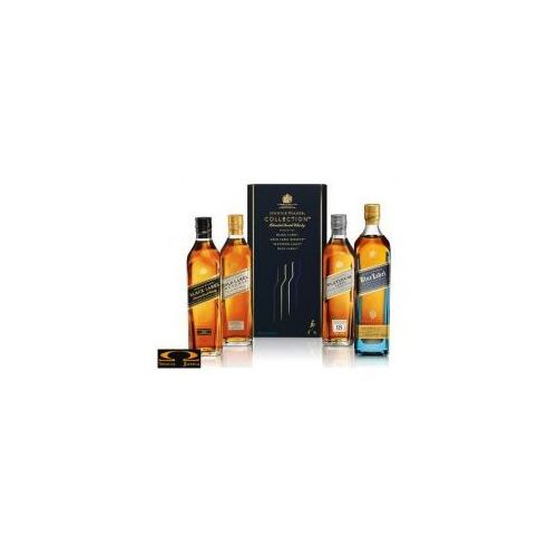 Johnnie walker Whisky collection pack 4 x 0,2l (5000267121017)