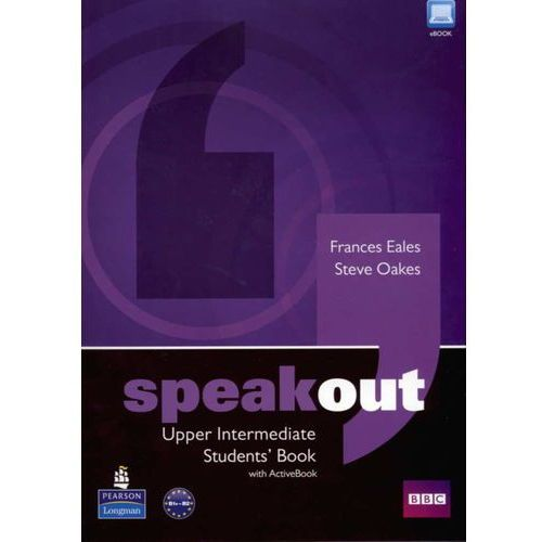 Speakout Upper Intermediate Students' Book Z Płytą Dvd (176 str.)