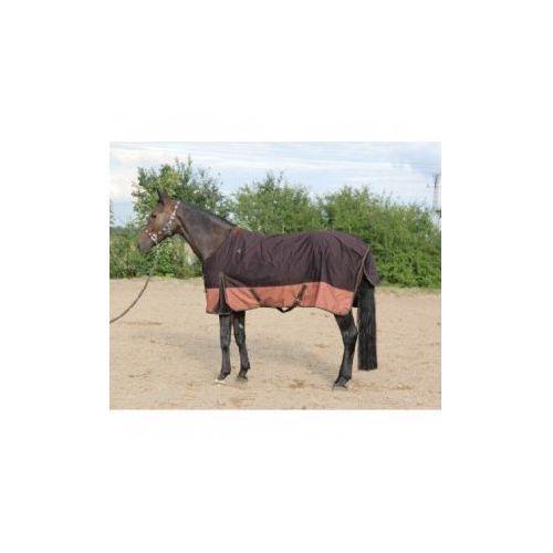 Derka York Igi zewnętrzna z wypełnieniem kolor brązowo-czekoladowy - produkt dostępny w Pro-horse Sklep Jeździecki