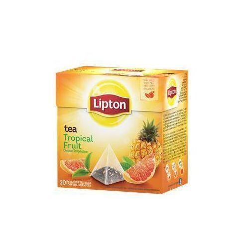 Herbata Lipton piramidka owoce tropikalne 20 szt., BP813892