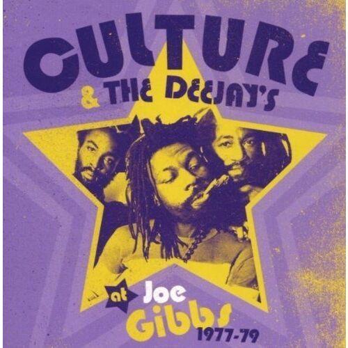 Culture The Deejay S At Joe Gibbs 1977-79 - Culture (Płyta CD) (0054645411622)