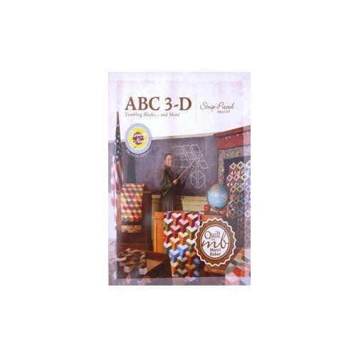 ABC 3-D Tumbling Blocks... and More! (9780965143967)