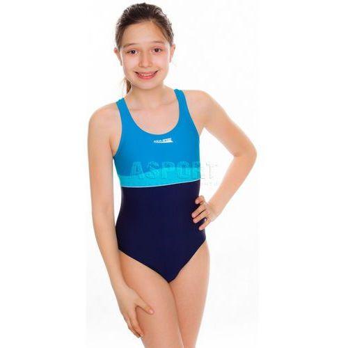 Strój kąpielowy jednoczęściowy, dziecięcy, młodzieżowy EMILY 3kolory , marki Aqua-Speed do zakupu w Asport.pl -  Sklep Sportowy