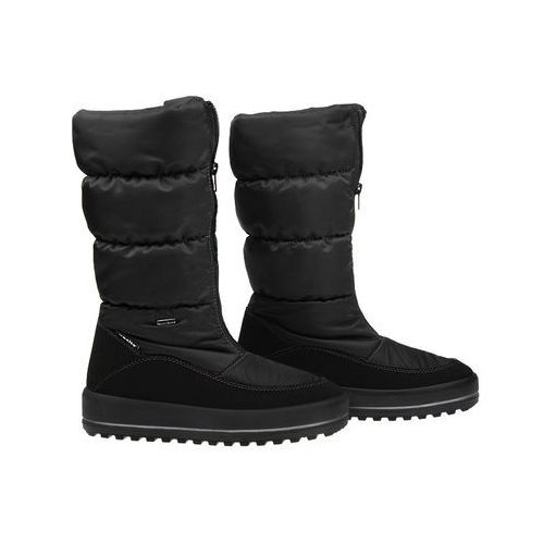 Śniegowce 991176-1 czarne polar-tex damskie, Manitu