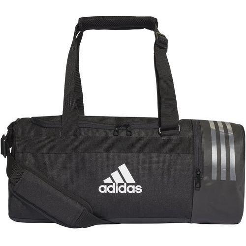 adidas Performance 3S DUFFLE Torba sportowa black/grey, ENK16