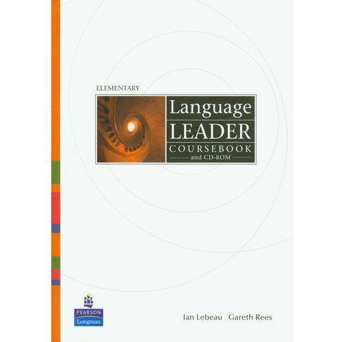 Language Leader Elementary Coursebook + CD (2010)