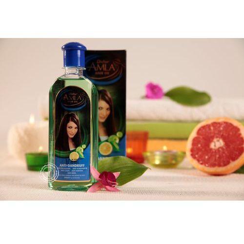 Przeciwłupieżowy olejek do włosów amla marki Dabur