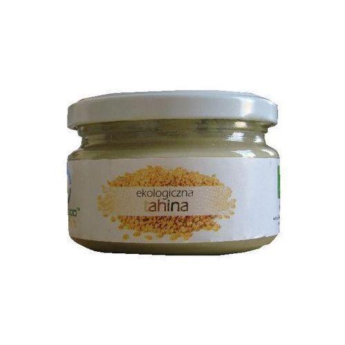 Bio food masło sezamowe tahina 190g marki Bio food (soki, przetwory, octy, olej kokosowy)