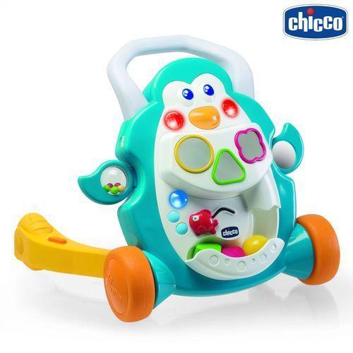 Chicco PCHACZ PINGWIN Wielofunkcyjna zabawka (pchacz)