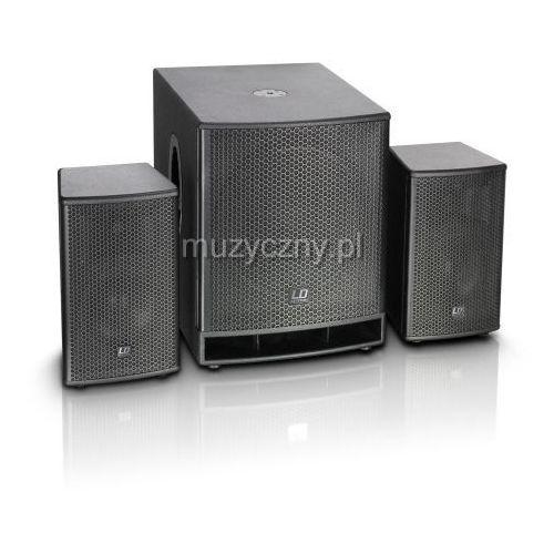Ld systems dave 18 g3 zestaw nagłośnieniowy 800w + 2x200w