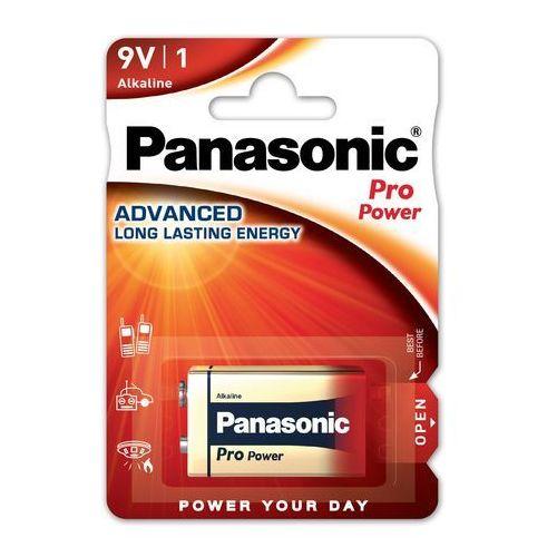 Bateria PANASONIC 6LR61PPG/1BP (5410853038979)