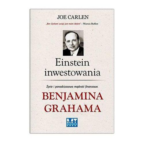 Einstein inwestowania Joe Carlen