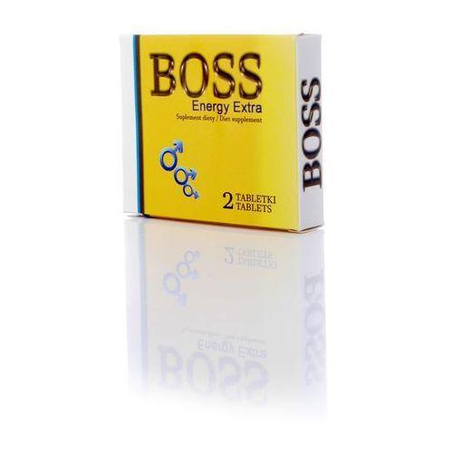 Boss of toys Boss energy extra ginseng 2 szt. tabletki na erekcje